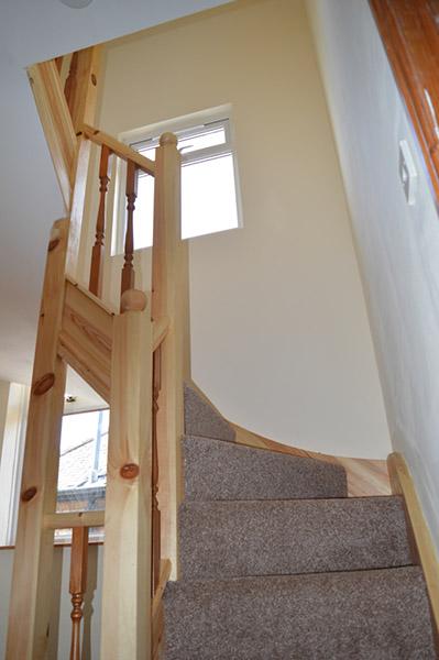Knighton Loft Conversion