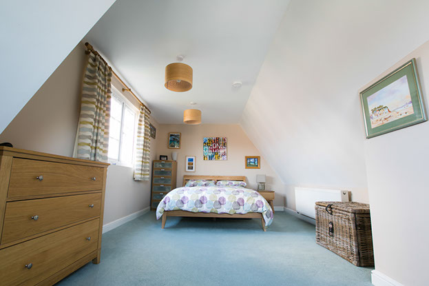 Bedroom And En Suite Bathroom Loft Conversion Clarendon