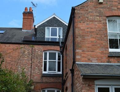 Loft Conversion in Clarendon Park, Leicester