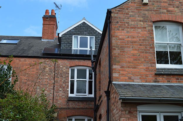 Loft Conversion in Clarendon Park, Leicester