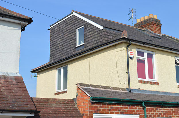 Loft Conversion in Knighton, Leicester