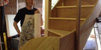 Building a Staircase for a loft conversion 1