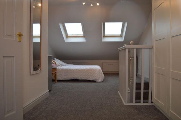 Terraced House Loft Conversion Testimonial