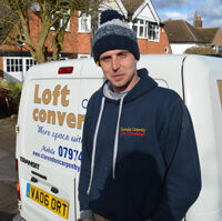 DAN WAGSTAFF - LEAD CARPENTER